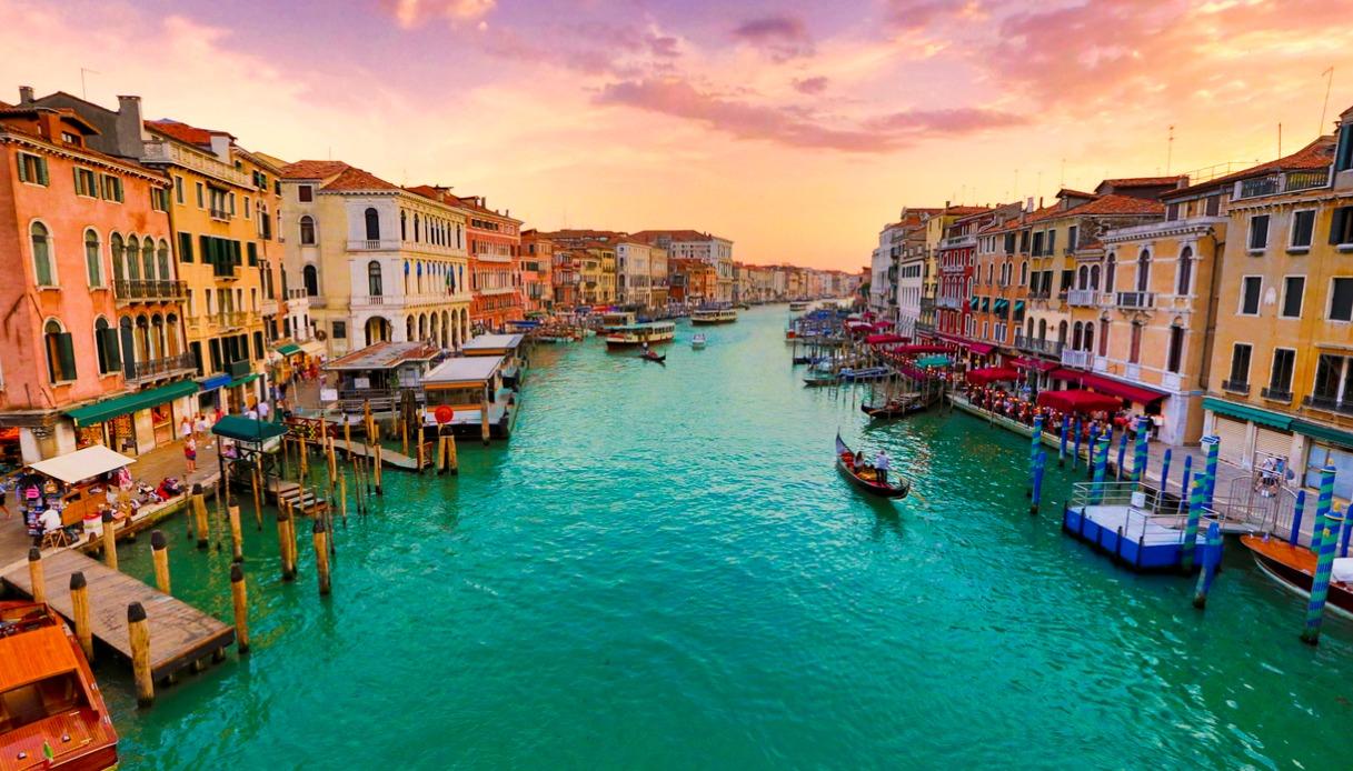 via delle spezie Venezia