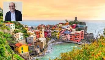 """Vergassola: """"Le Cinque Terre, un angolo di Sud nel Nord Italia"""""""