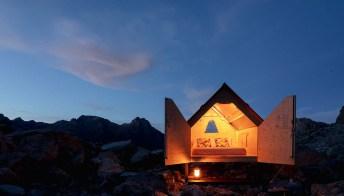 Dormire sotto il cielo delle Alpi Marittime, ad ammirar le stelle
