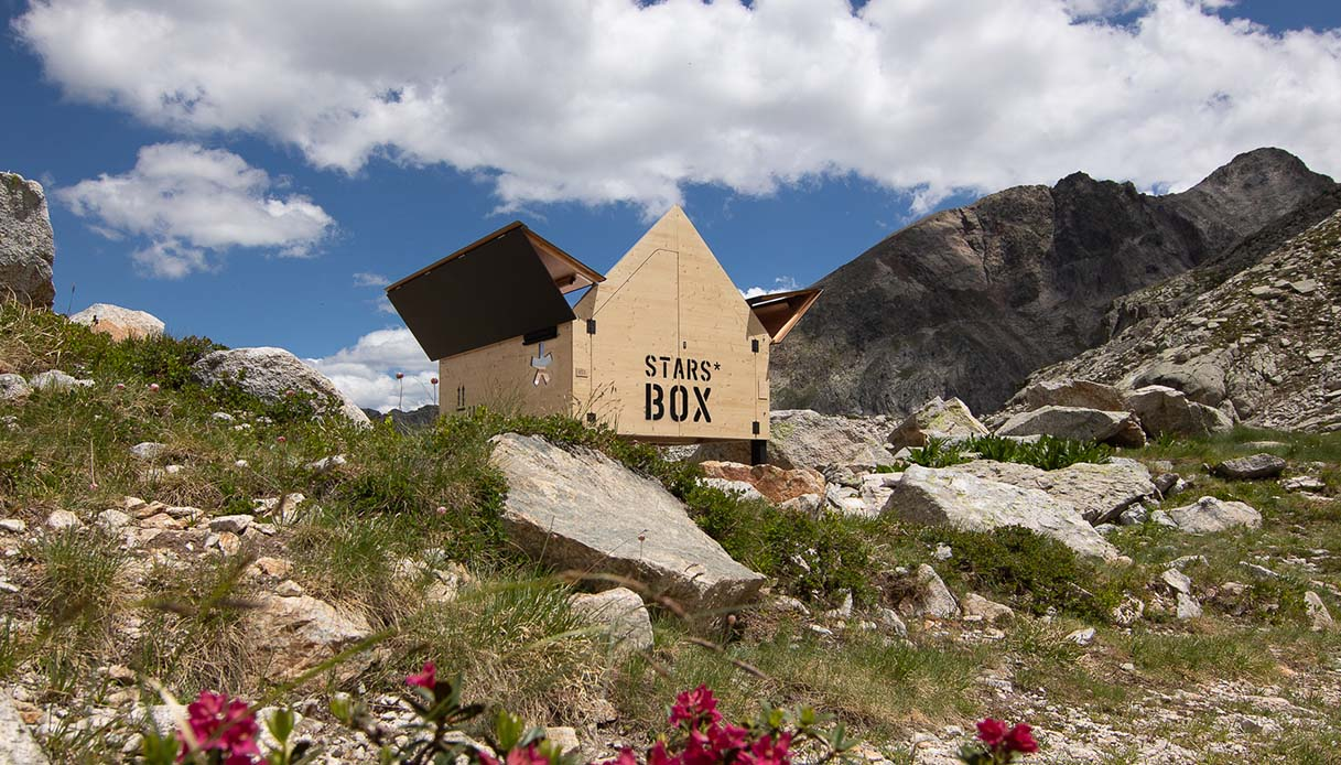 Starsbox prenotabile sul sito di Aribnb