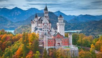 Come un sogno: i castelli più fiabeschi che esistano