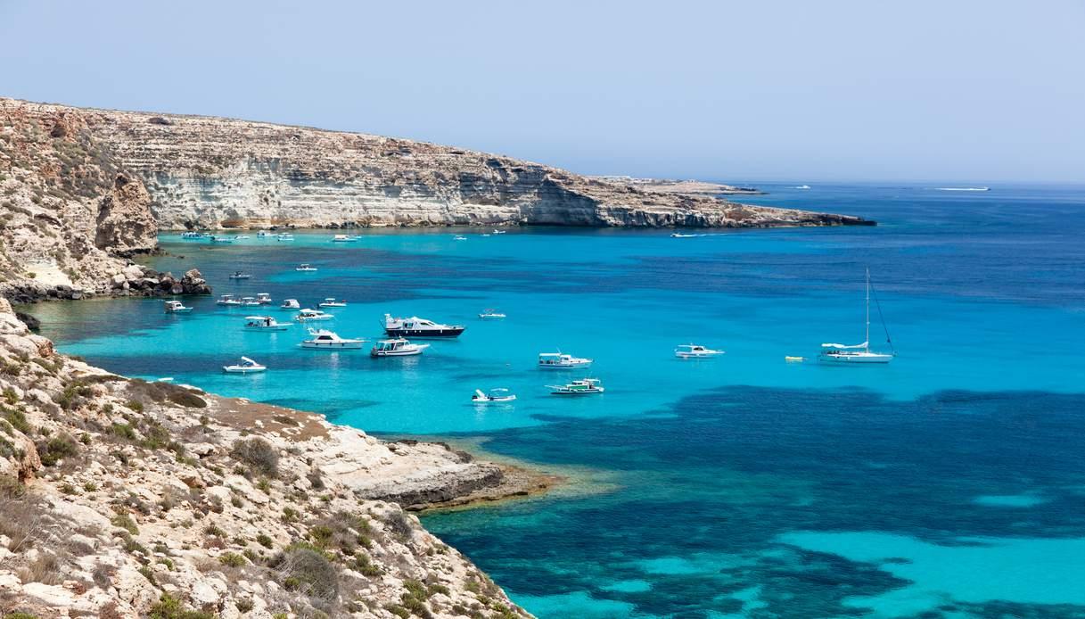 Lampedusa voli low cost