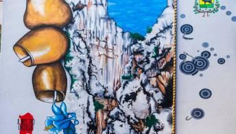 Tre murales per riscoprire la Sardegna più autentica