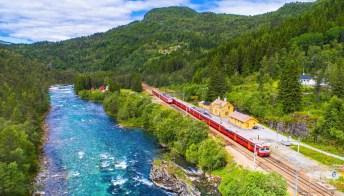 Viaggi in treno in Europa: quali fare assolutamente
