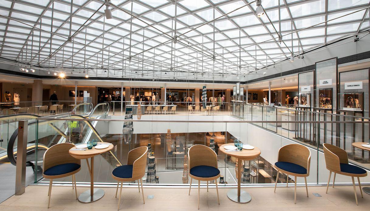 Il nuovo Samaritaine diventa un centro commerciale