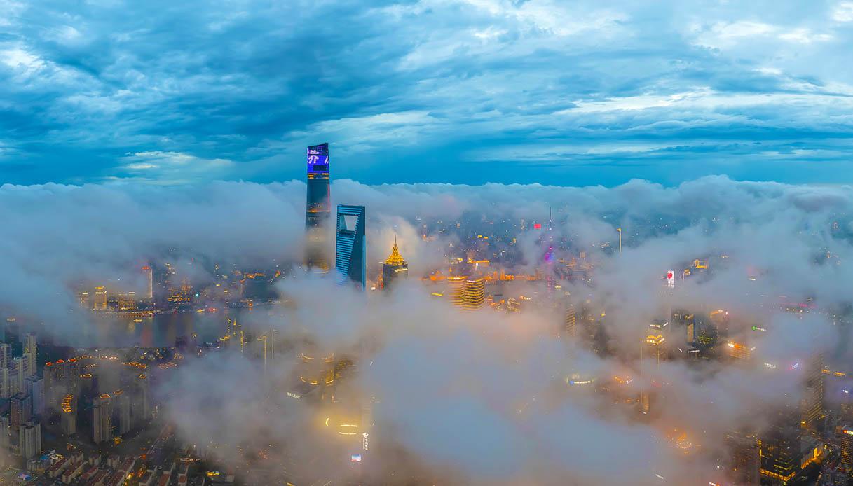 The Shanghai Tower