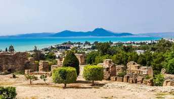 Ora si può andare in crociera anche in Tunisia
