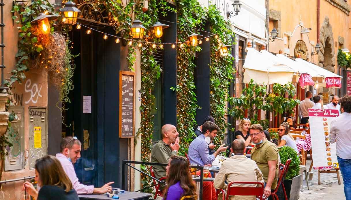 Un bar italiano