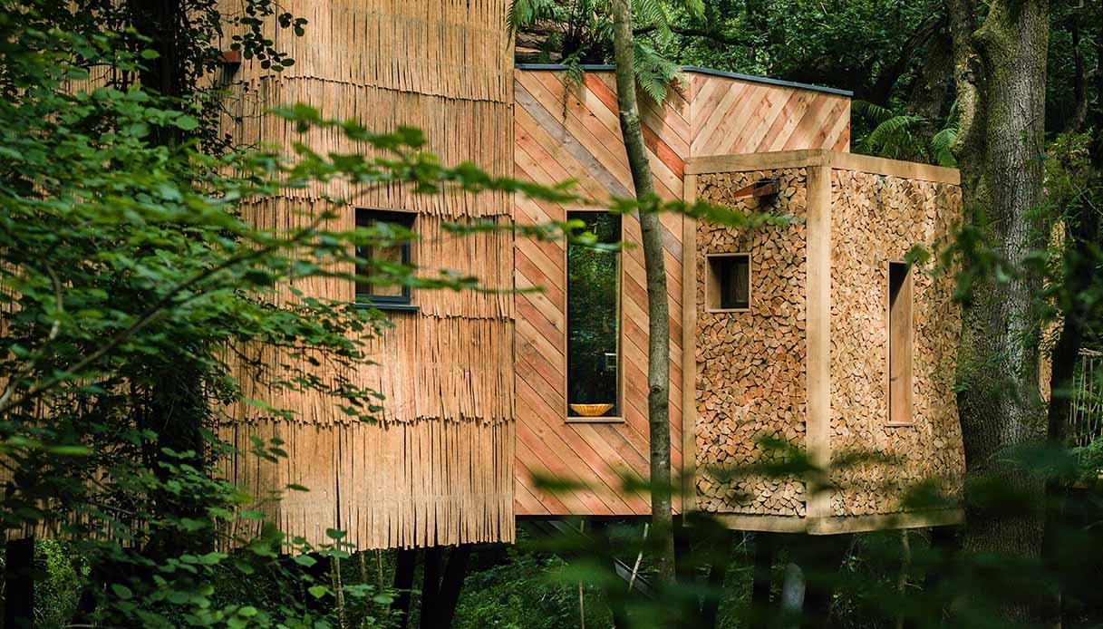 Casa sull'albero extra lusso