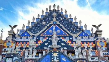 """Eremo di Vincent, perché devi visitare il """"Parc Güell"""" del Salento"""