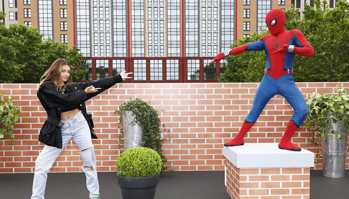 Hotel a tema supereroi a Disneyland
