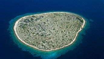 Cosa ci fa un'impronta digitale nel mare Adriatico?