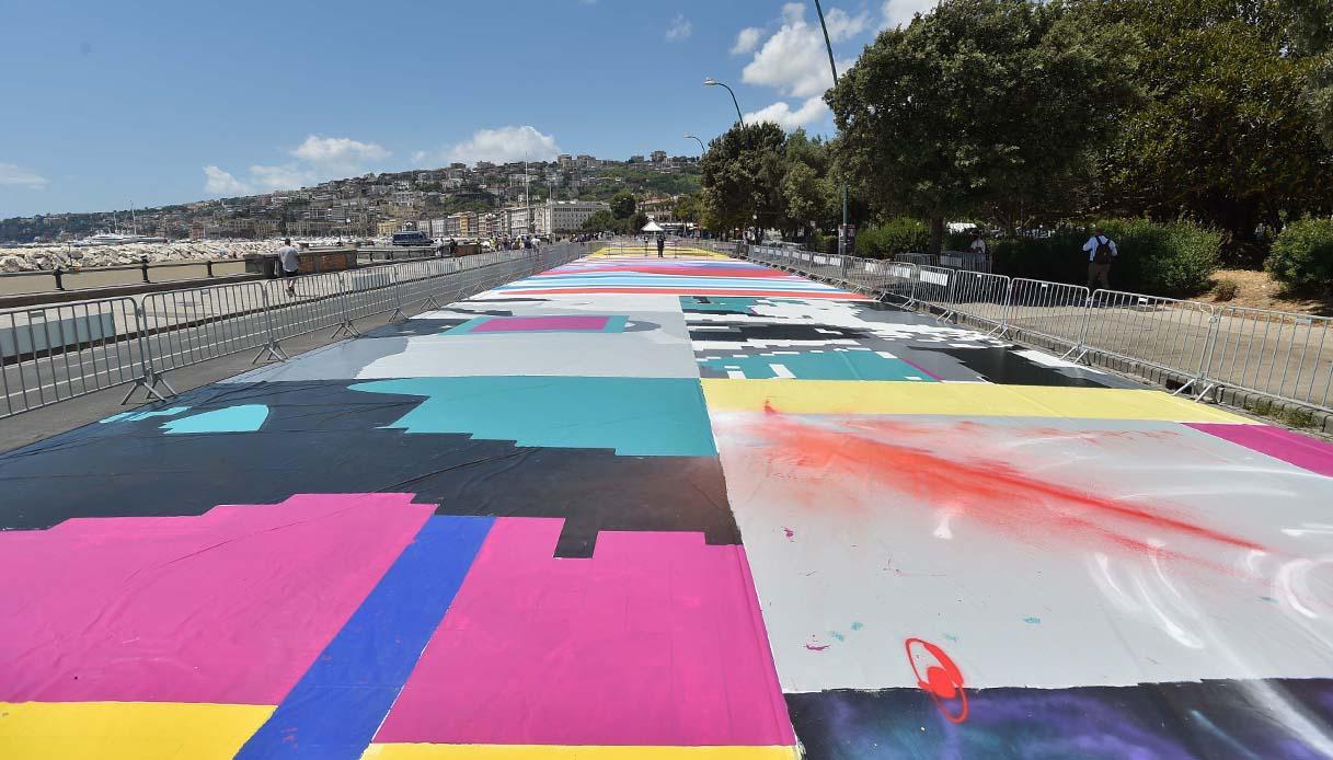 Napoli street art