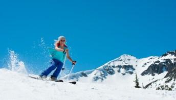 Lo scii estivo si pratica anche in Italia, in queste località