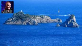 Sting pazzo di Capri e della Costiera Amalfitana