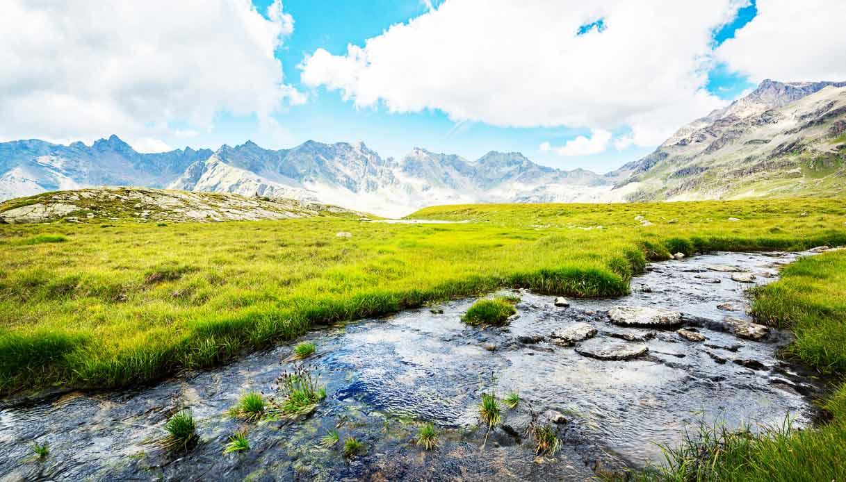 I panorami della Valtellina