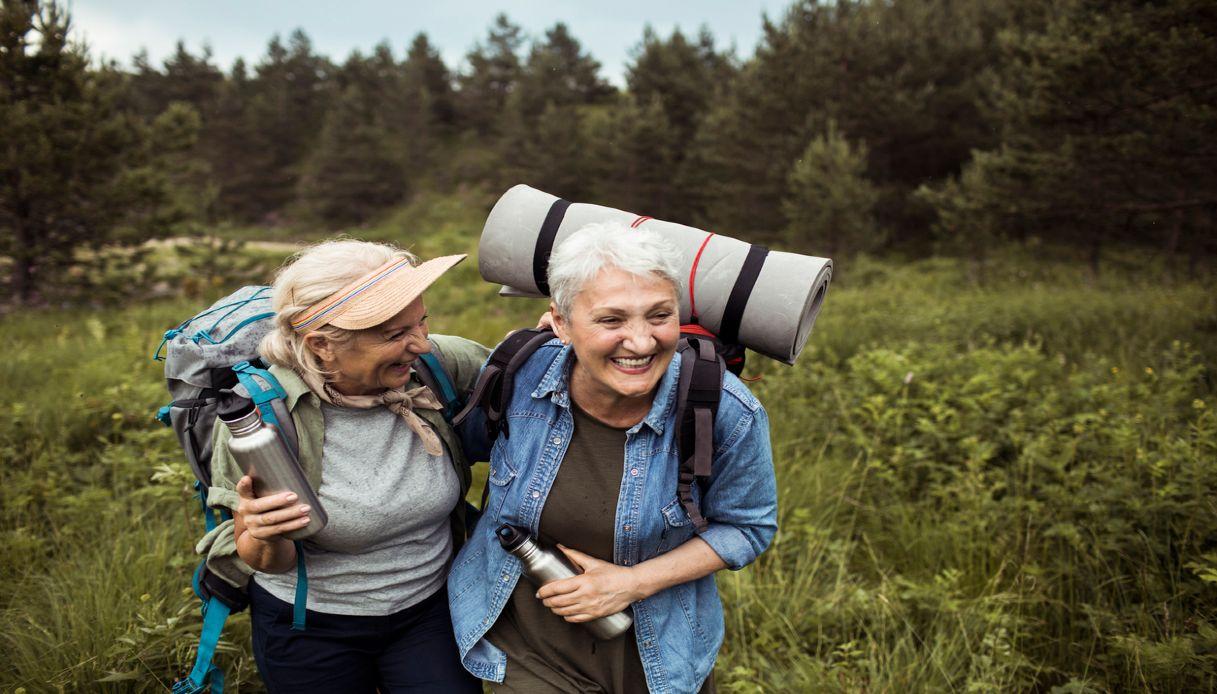 Viaggiare da anziani