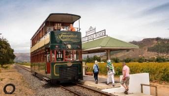 L'angolo francese del Sudafrica da scoprire a bordo di un tram