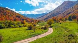 Cammini in Italia, quali fare a settembre