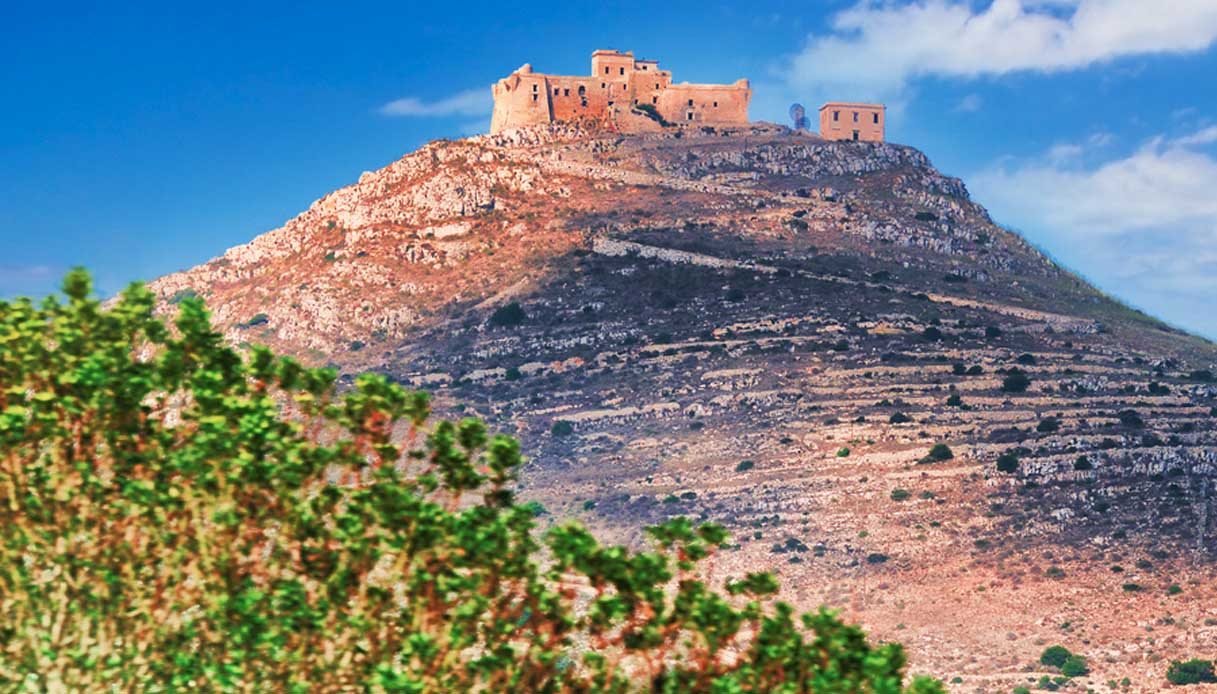 Castello Santa Caterina a Favignana luogo storia magia