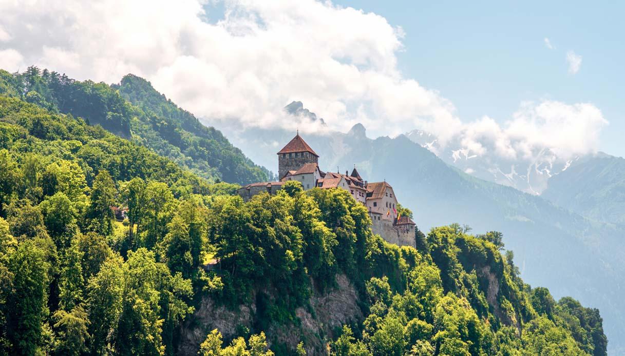 Quando viene aperto eccezionalmente castello Vaduz