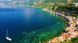 10 foto che ti faranno innamorare della Costa Viola in Calabria