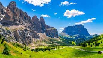 Il Geotrail tra le Dolomiti UNESCO, un viaggio tra mille emozioni