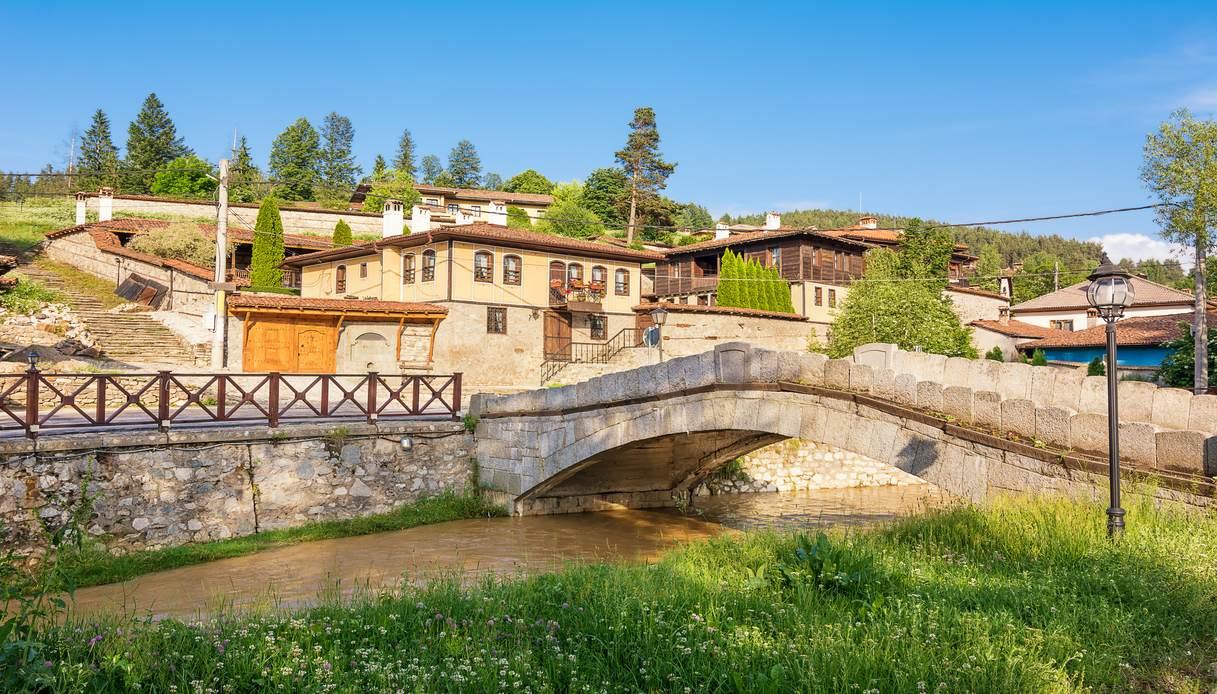 Koprivshtitsa storia bulgaria