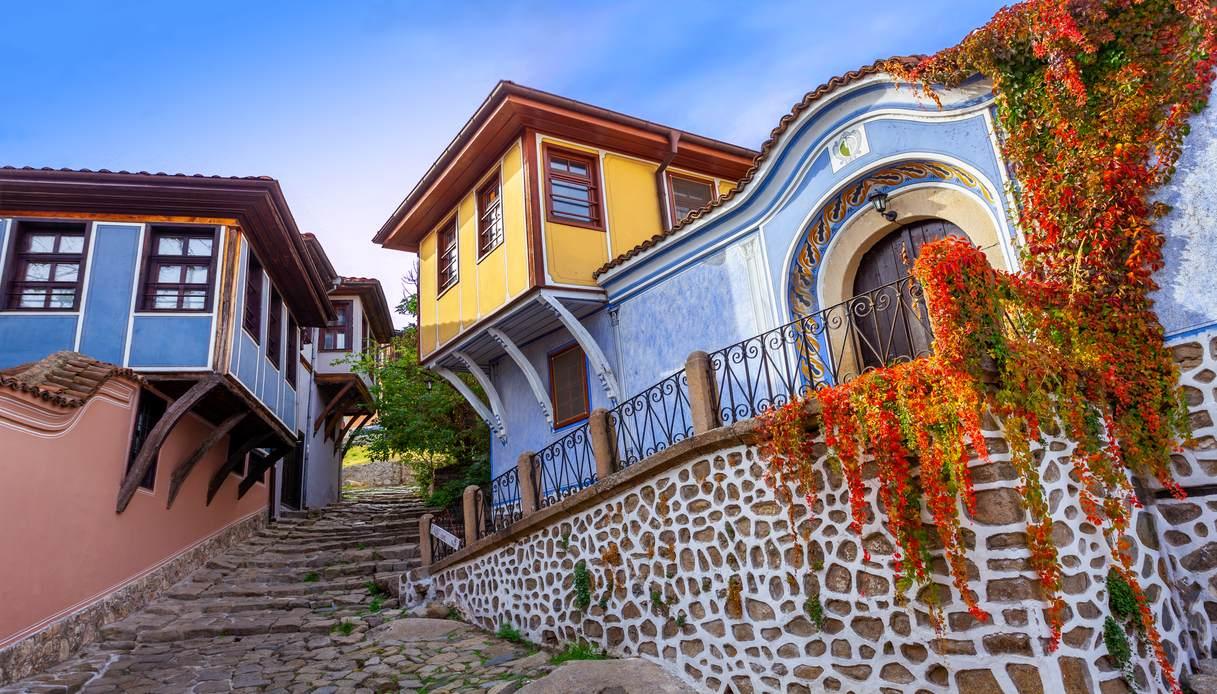 Plovdiv storia bulgaria