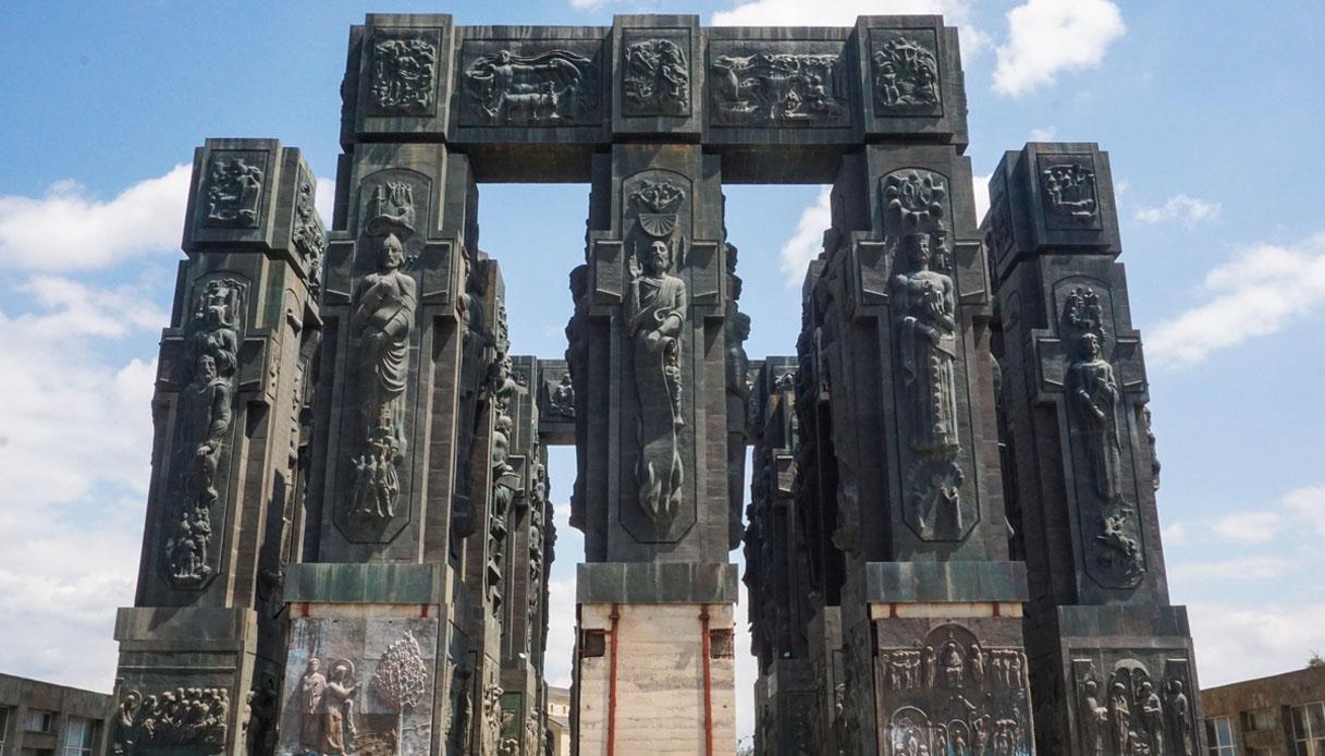 Stonehenge Tbilisi