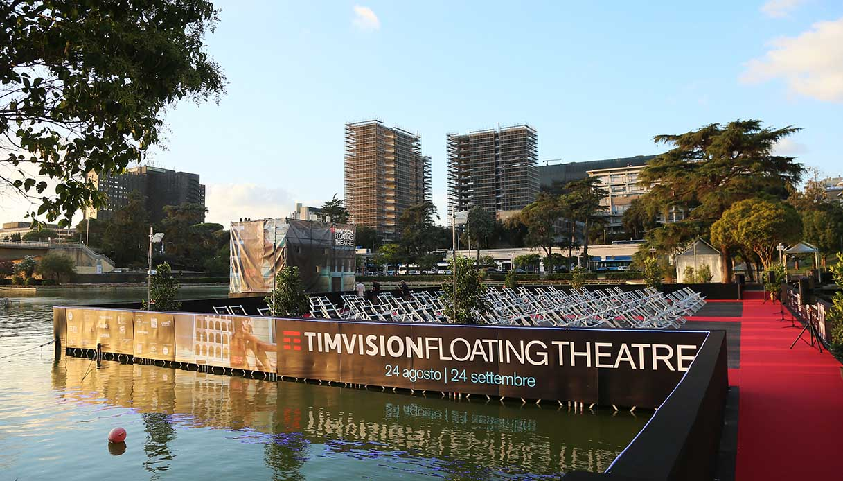 Timvision Floating Theatre