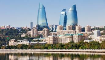 Baku, la Montecarlo del Mar Caspio tra Europa e Oriente