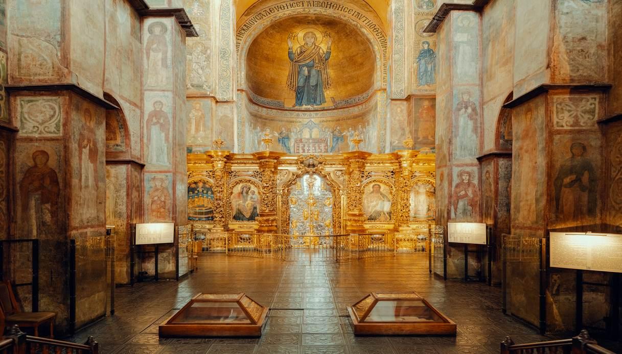 cattedrale kiev interno