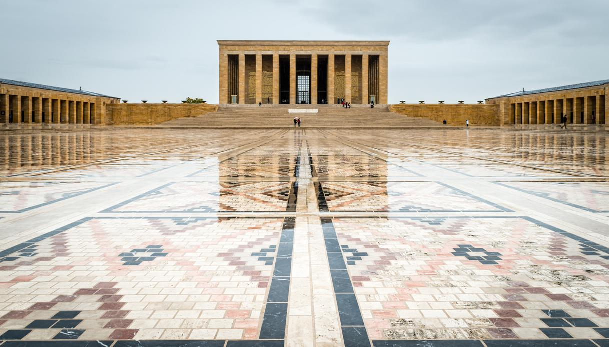 mausoleo Atatürk ankara