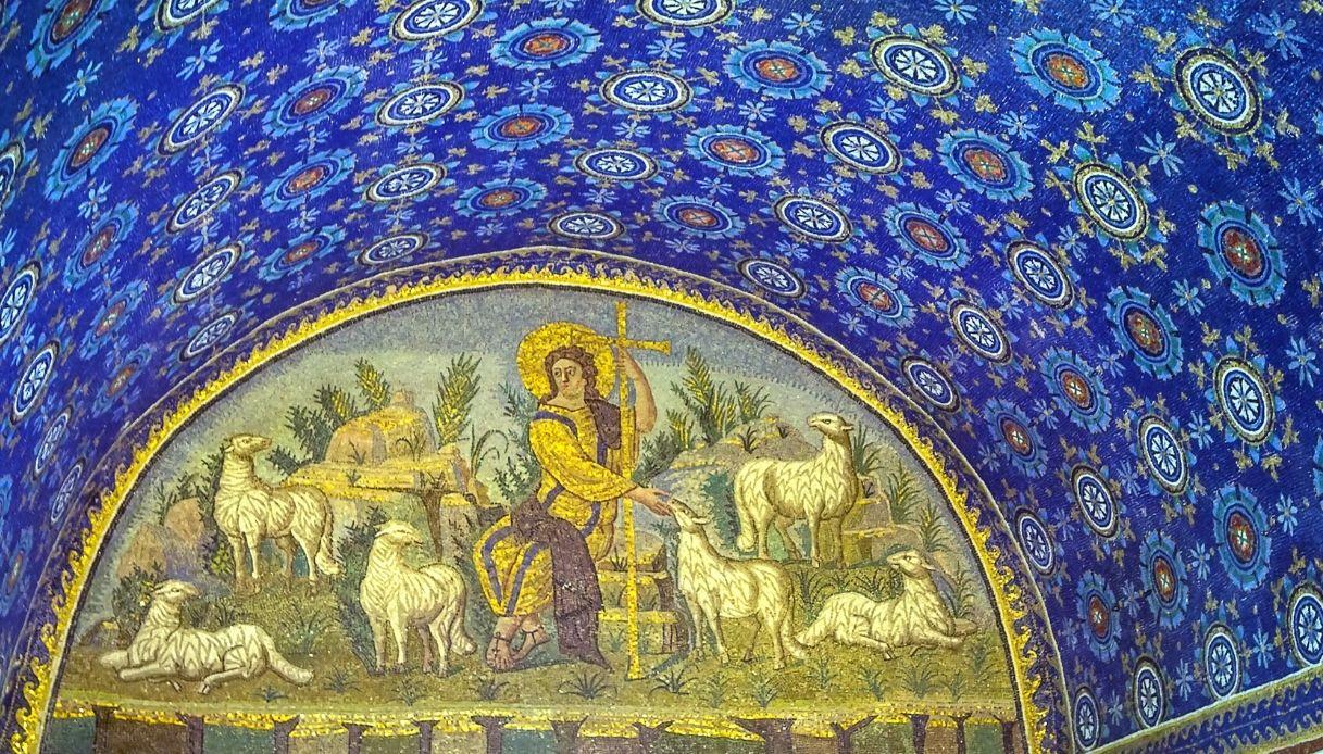 Ravenna, Mausoleo di Galla Placidia,