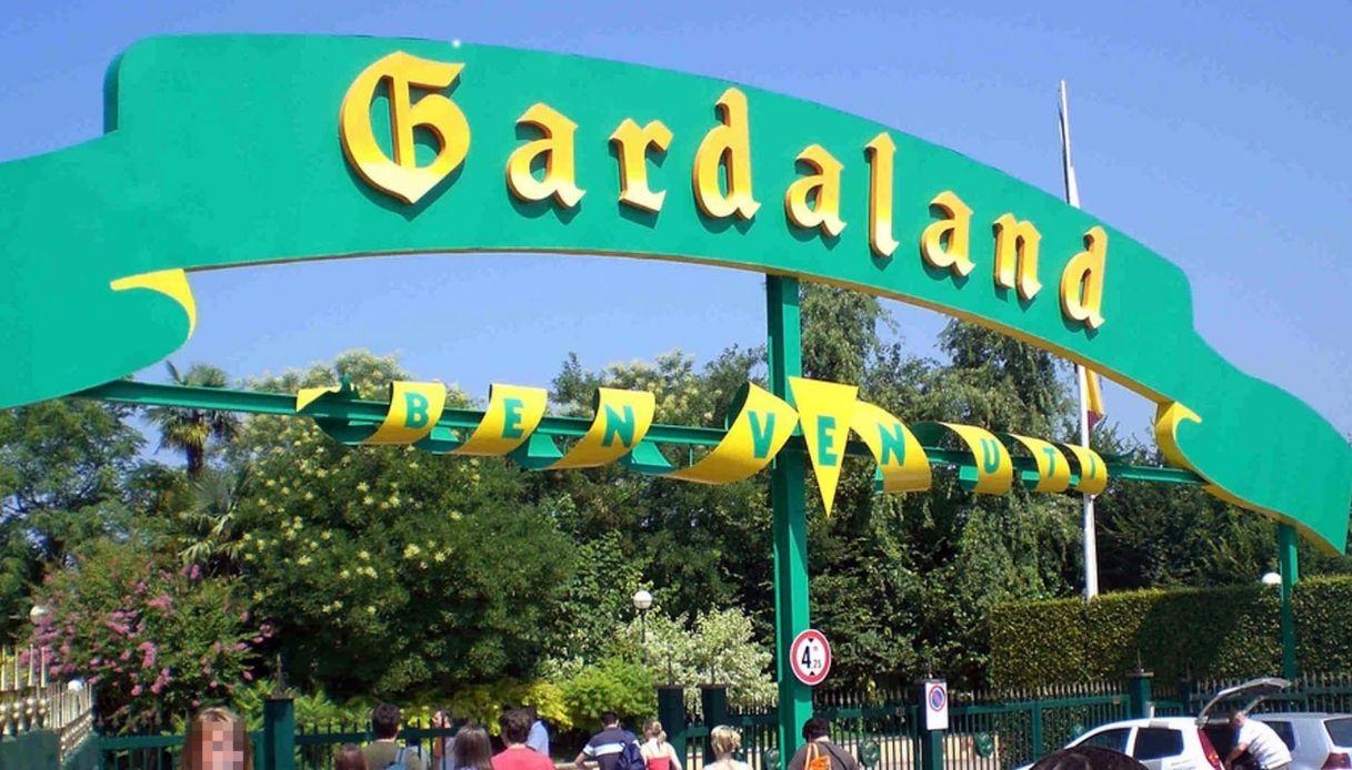L'ingresso di Gardaland