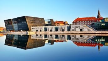 Meravigliosa Copenhagen. Le sue architetture sono le più belle del mondo