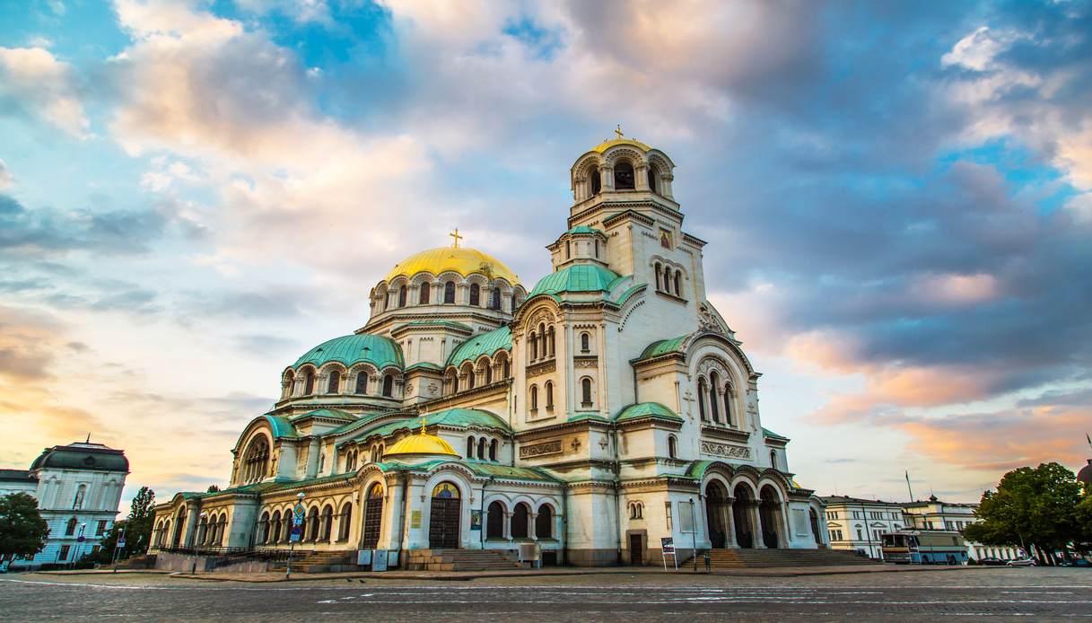 Cattedrale Alexander Nevski