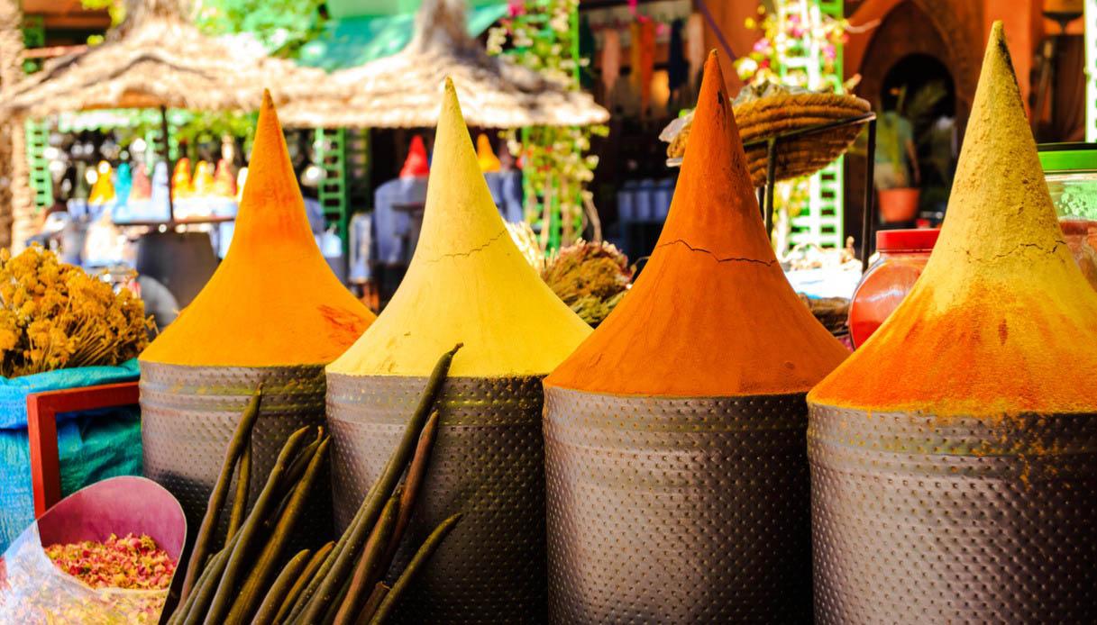 spezie marocco