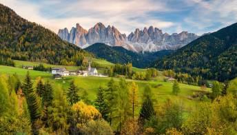 """Sudtirolo: la gemma nascosta d'Italia secondo il """"Forbes"""""""