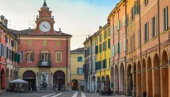 Correggio, il borgo in cui sono nati grandi artisti
