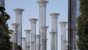 Reggio Calabria: il paesaggio diventa un'opera permanente sonora e visiva