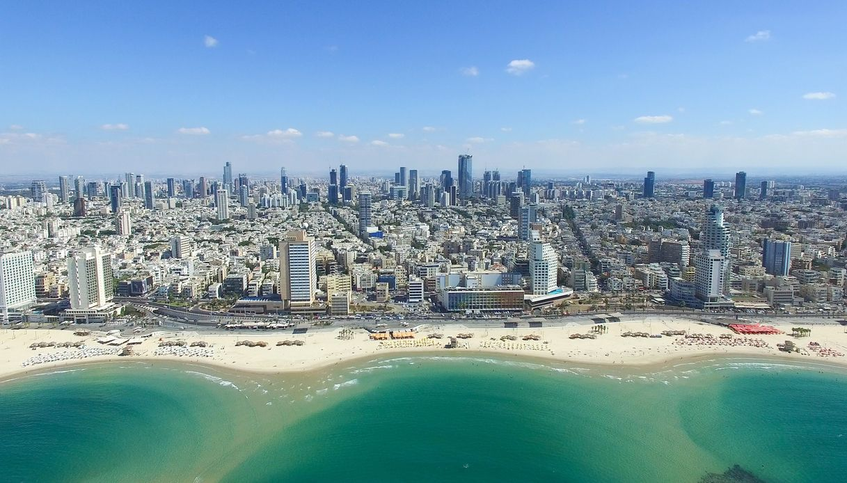 israele viaggi regole