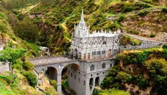 I luoghi di culto più suggestivi del mondo