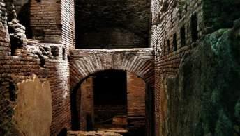 Vicus Caprarius, l'area archeologica sotto la Fontana di Trevi
