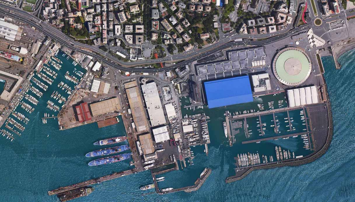 Come cambia Genova nuovo waterfront