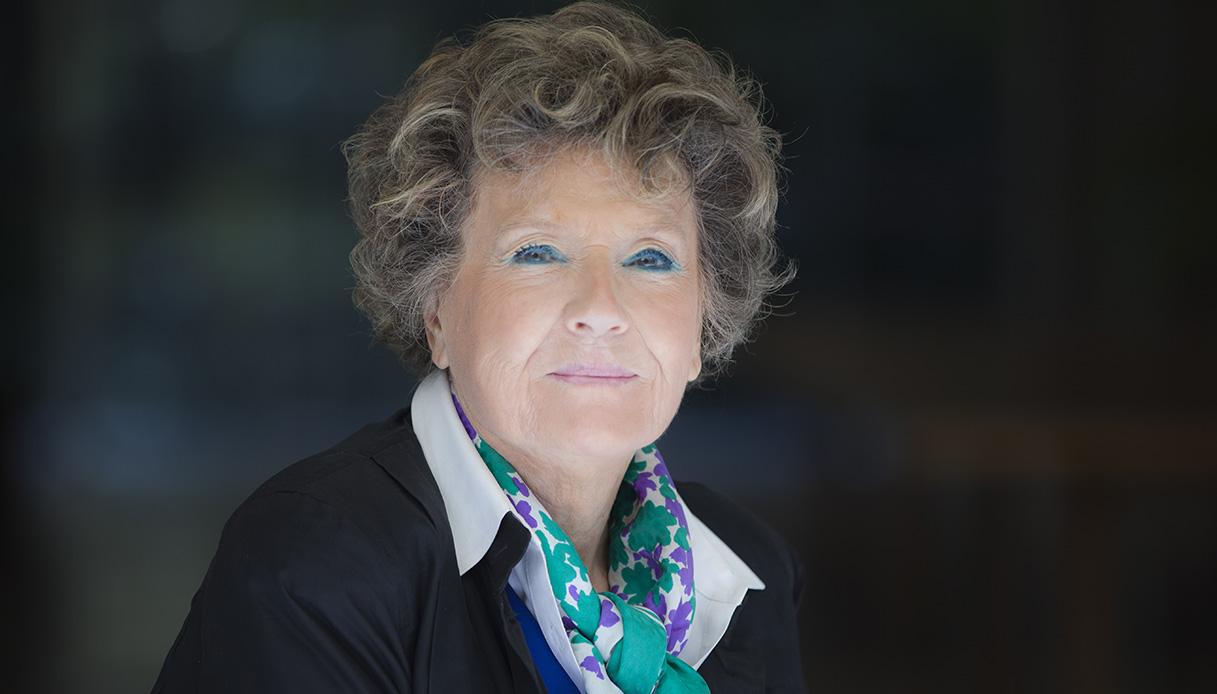 Dacia Maraini, direttore artistico di Teatro sull'Acqua