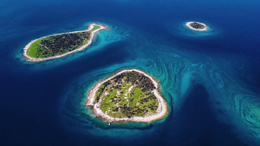 Perché queste sono le isole più curiose del mondo