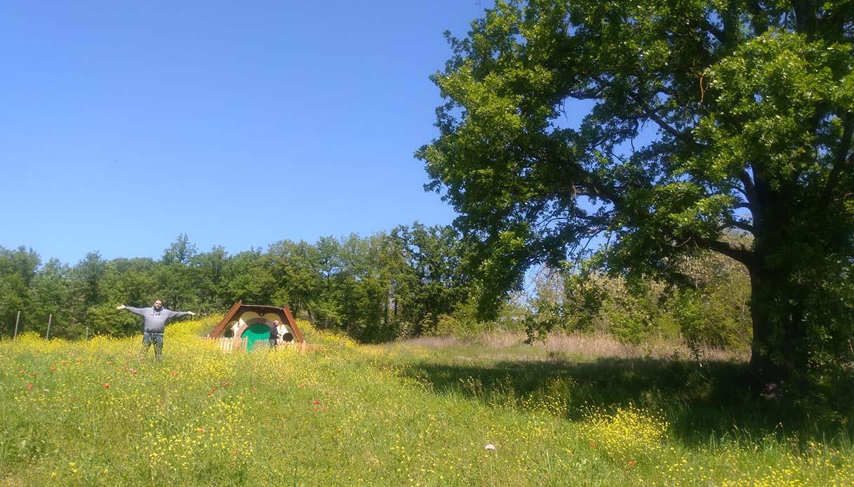 Il villaggio degli Hobbit in Abruzzo