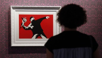 Parma diventa capitale della street art: è arrivato Banksy